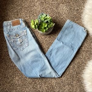 🆕NWT Big Star Liv Straight Jeans